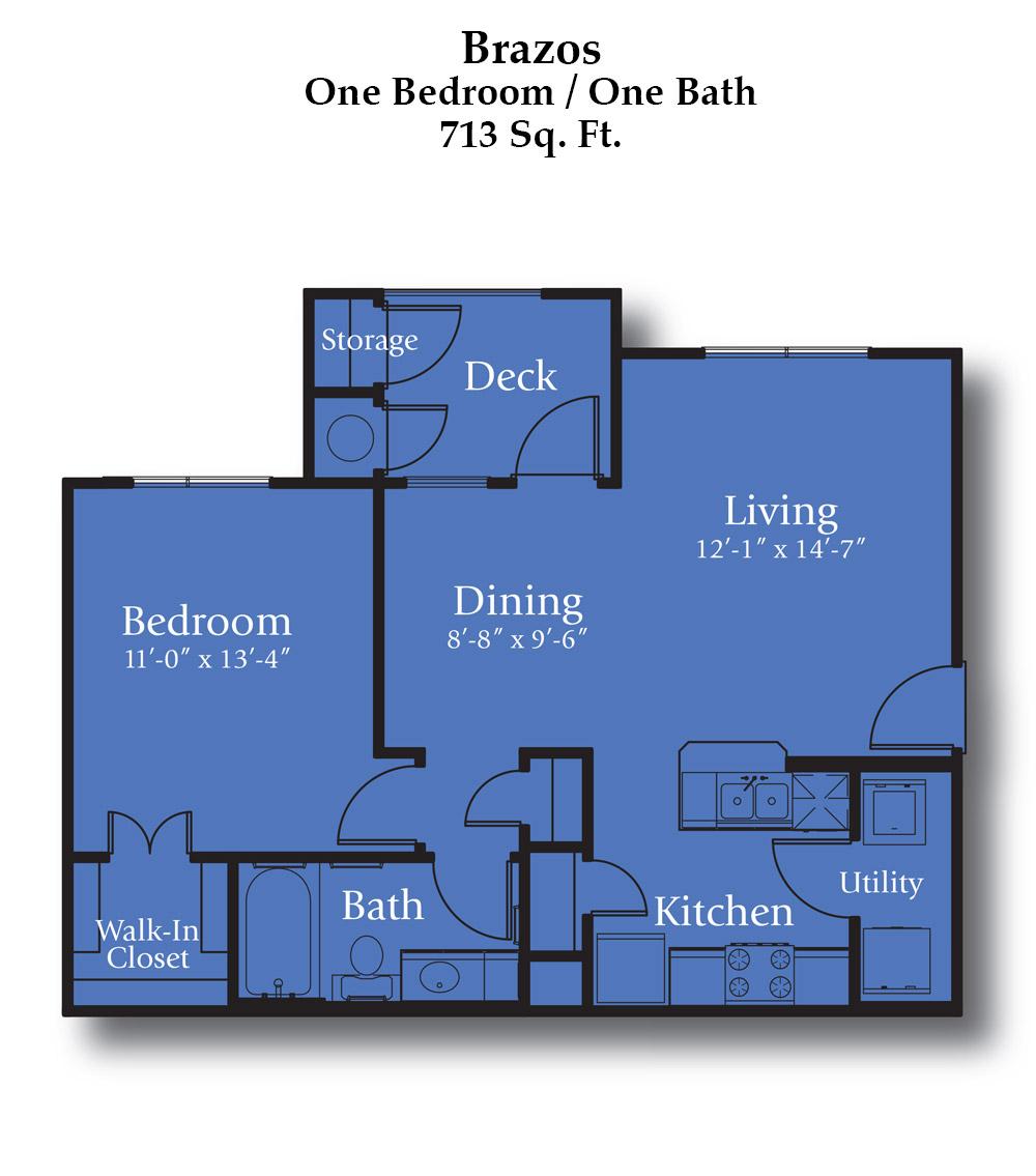 Fayridge Brazos Floorplan