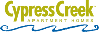Cypress Creek Apartment Homes Logo