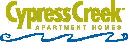 Cypress Creek Apartment Homes Retina Logo