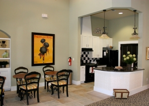 Cypress Creek Apartment Homes at Jason Avenue - Community Room
