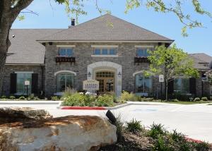 Cypress Creek Apartment Homes at Joshua Station - Office Exterior