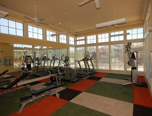 Joshua Station – Workout Room