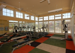 Cypress Creek Apartment Homes at Parker Boulevard - Workout Room