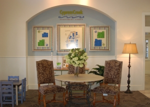 Cypress Creek Apartment Homes at Reed Road - Welcome Area