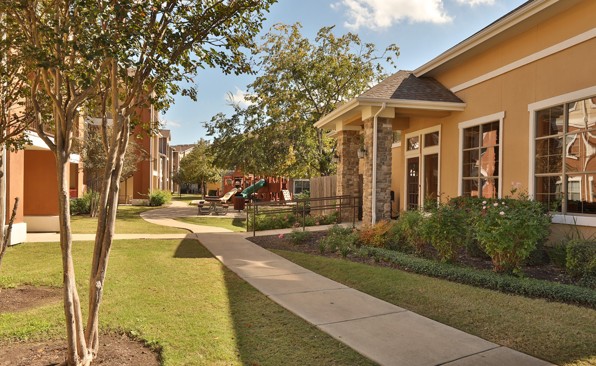 Cypress Creek Apartment Homes at Reed Road