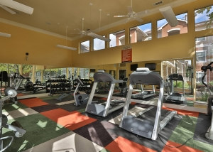 Cypress Creek Apartment Homes at River Bend - Workout Room