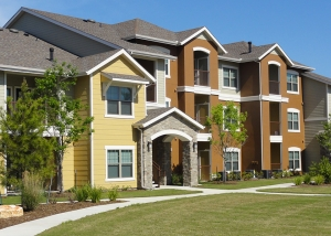 Cypress Creek Apartment Homes at Wayside Drive - Building Exterior