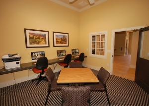 Cypress Creek Apartment Homes at Wayside Drive - Business Center