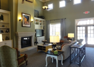 Cypress Creek Apartment Homes at Wayside Drive - Community Room