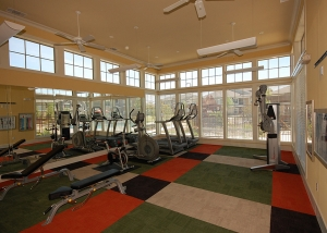 Cypress Creek Apartment Homes at Wayside Drive - Fitness Center