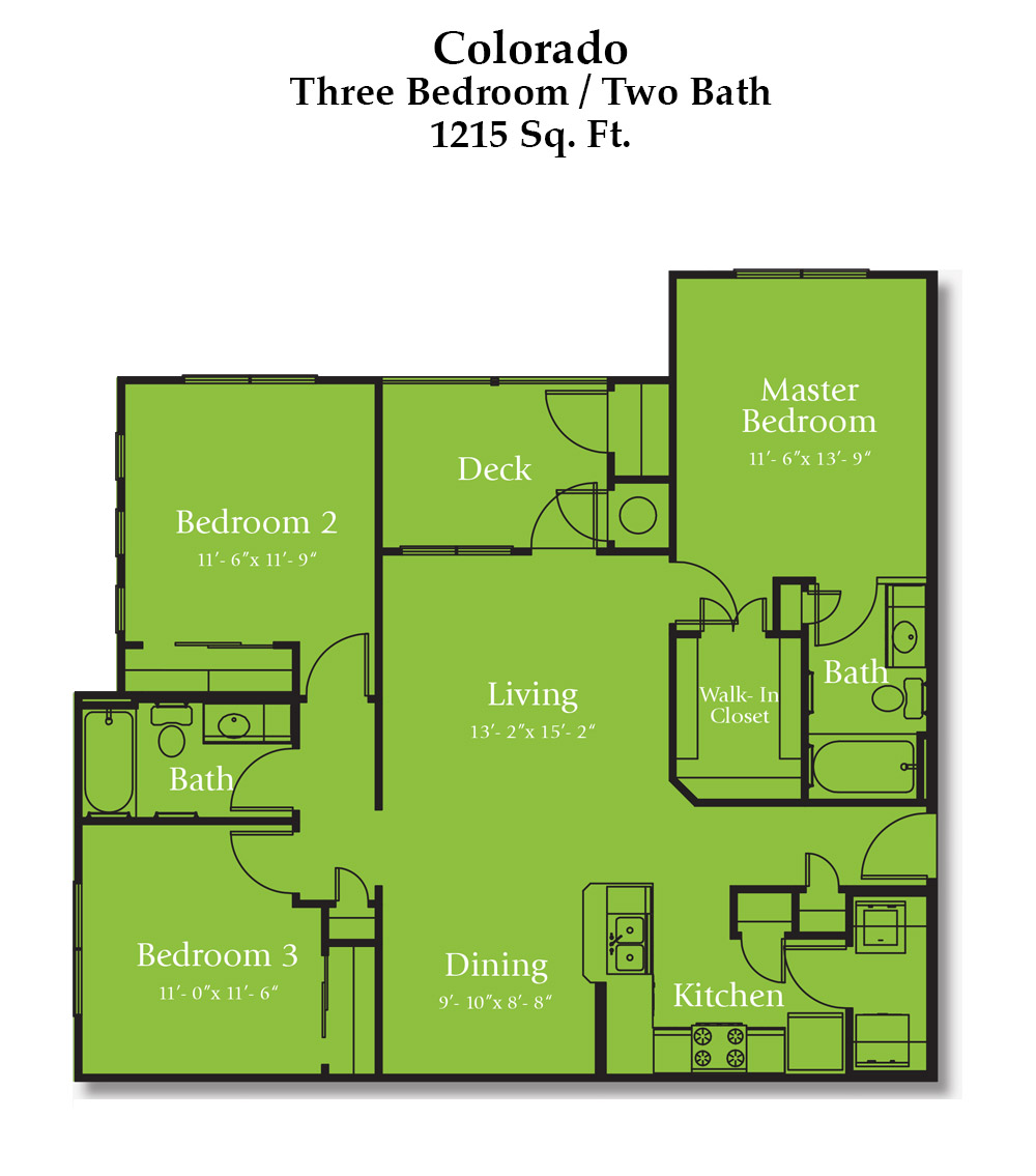 Fayridge Colorado Floorplan