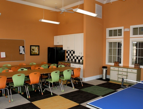 Jason Avenue – Community Room