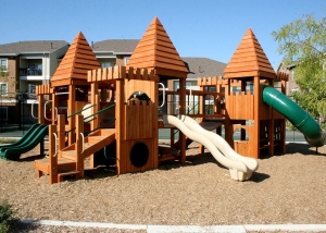 Cypress Creek Apartment Homes at Jason Avenue - Playscape