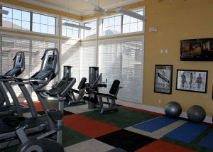 Cypress Creek Apartment Homes at Jason Avenue - Workout Room