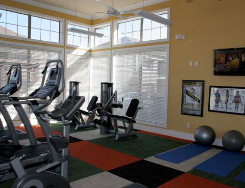 Jason Avenue – Workout Room