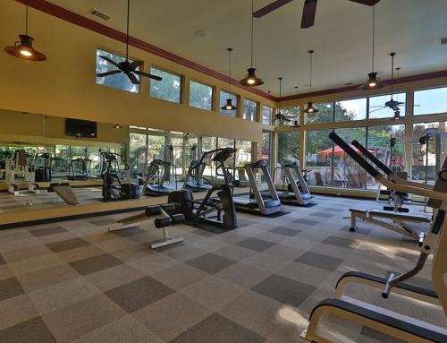 Lakeline Boulevard Gym