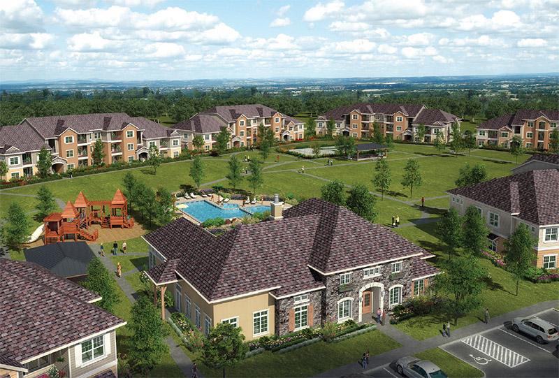Cypress Creek Apartment Homes at Parker Blvd. - Royse City, TX