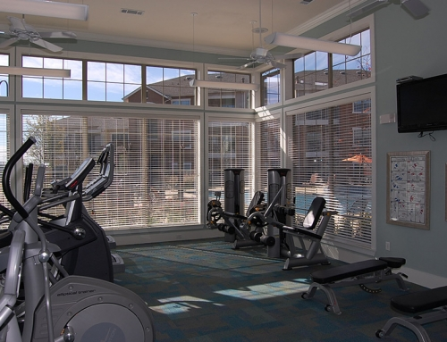Reed Road – Fitness Center