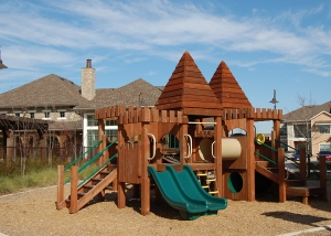 Cypress Creek Apartment Homes at Reed Road - Playscape