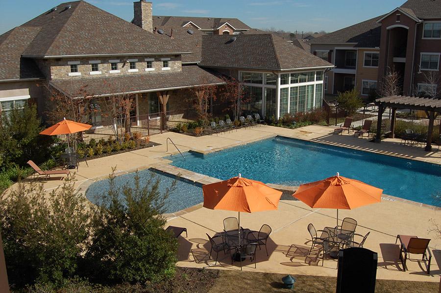 Cypress Creek Apartment Homes at Reed Road - Houston, Texas