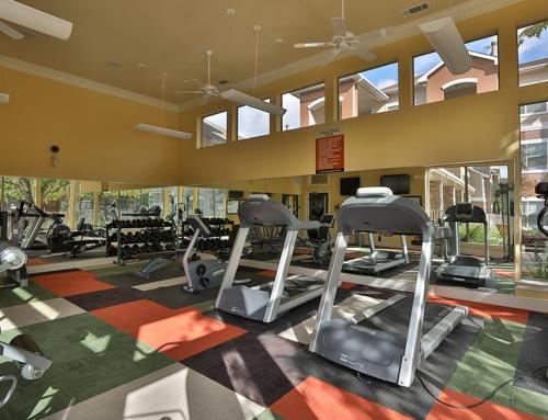 River Bend – Workout Room