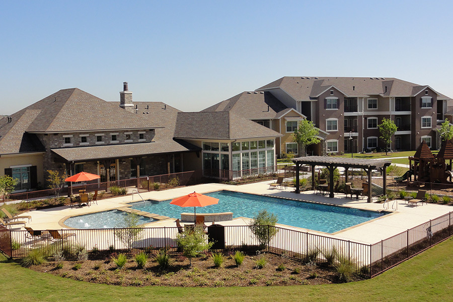 Cypress Creek Apartment Homes at Wayside Drive - Pool